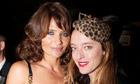 London fashion week: Helena Christensen