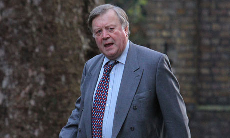 Ken Clarke said David Cameron was having to work hard to cope with the Conservative right
