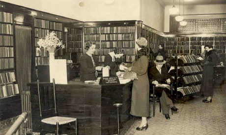 Boots the Chemist Booklovers Library 1920s
