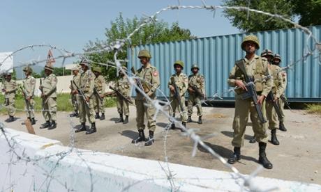 Islamabad film protest