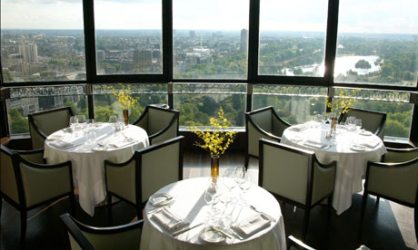 Hotel restaurants five star food life and style the for Five star windows