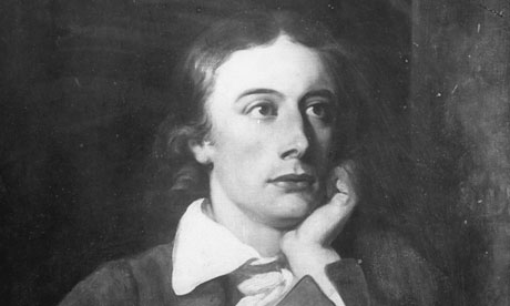 Biografía de John Keats.