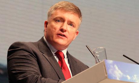 Mark Prisk, housing minister