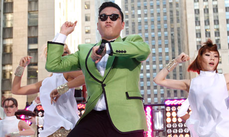 Gangnam Style Reaches 1 BILLION Views On YouTube!!!