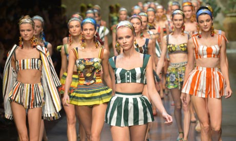 The Entire Dolce & Gabbana Spring/Summer collection
