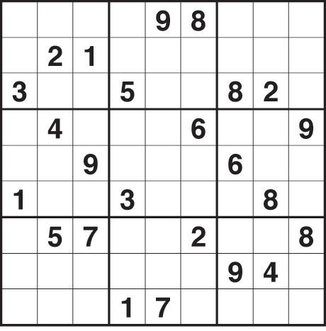 Sudoku 2305