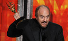 Louis CK at the 64th Annual Primetime Emmy Awards