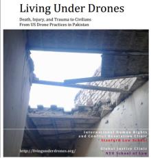 drone report cover