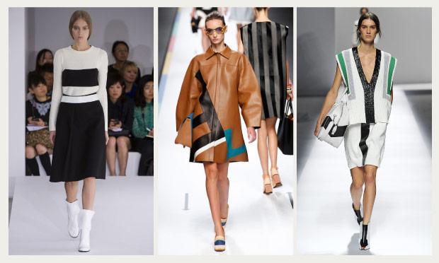 Milan trends: Milan: Stripes USE