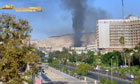 Explosions in Damascus