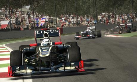 F1 2012 head on
