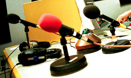 radio microphones