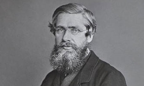 Recognition at last for Alfred Russel Wallace, who lived in Darwin's shadow | Science | The Guardian - Alfred-Russel-Wallace-in--008