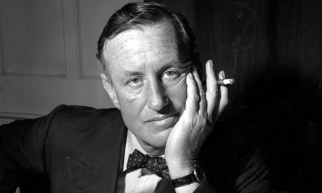 ian fleming bond: