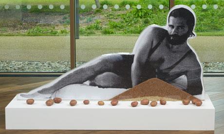 Karl Lagerfeld Bean Counter by Anthea Hamilton