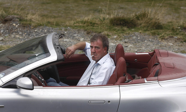 Jeremy Clarkson Original Top Gear Top Gear Deal Nets Jeremy
