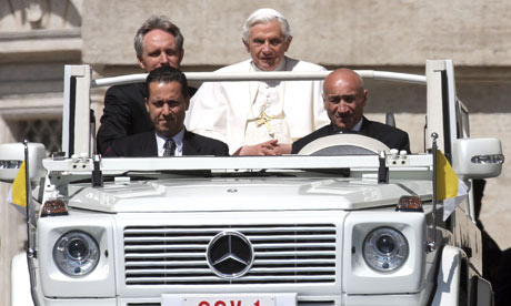 FILE: Pope Benedict XVI's Personal Butler Arrested
