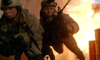 US navy Seals in Act of Valor