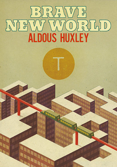 an analysis of the brave new world as published in 1932