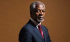 Kofi Annan: 'Sometimes you don't have to pick a fight to get your way'