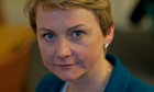 Shadow home secretary, Yvette Cooper, says Labour is to announce a social care information service