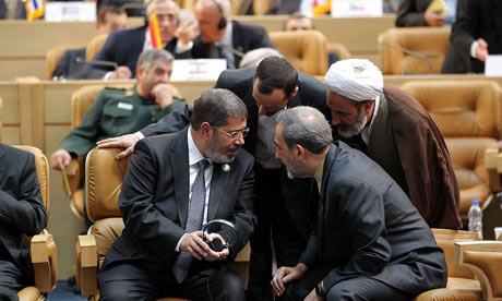 Iran Morsi