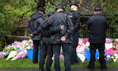 Police Officers Killed While Responding To Burglary Call In Manchester