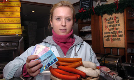 alternative currency euro
