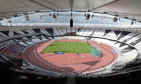 RIBA Olympic Stadium