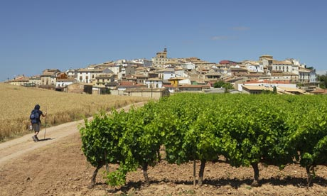Cirauqui village 008 The village of Cirauqui on the Camino de Santiago in Spain …