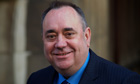 Scotland First Minister Alex Salmond