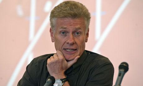 Paul Deighton CEO