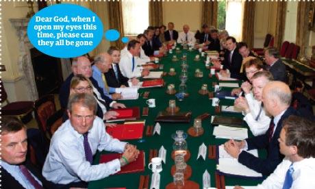 Get inside David Cameron's mind …