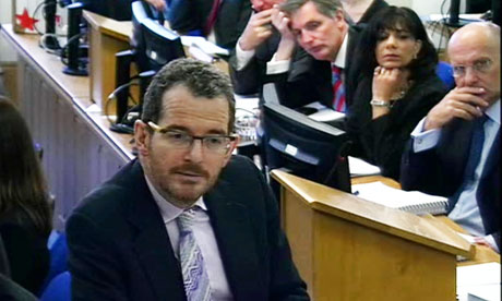 Robert Jay at the Leveson inquiry