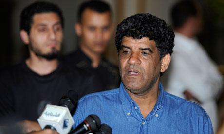 Abdullah al-Senussi, Libya's former director of military intelligence