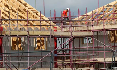 Under the planning reforms, requirements for developers to build affordable housing can be lifted