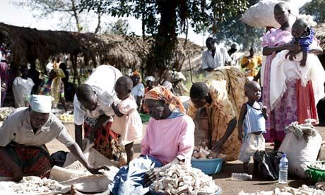 Women in Uganda