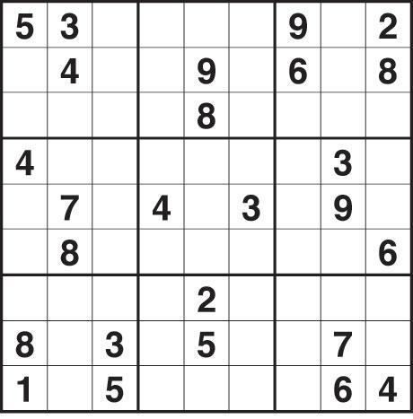 Sudoku - 2290 M