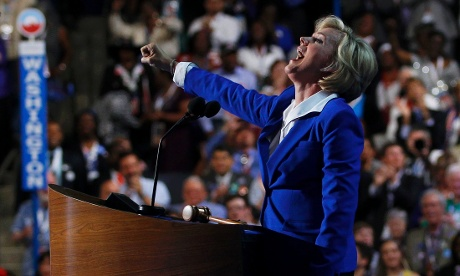 Jennifer Granholm convention