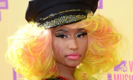 MTV VMA 2012: Nikki Minaj