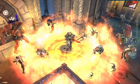 Screens Zimmer 3 angezeig: the mighty quest for epic loot torrent