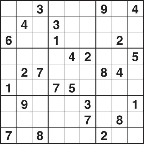 Sudoku - 2292 H