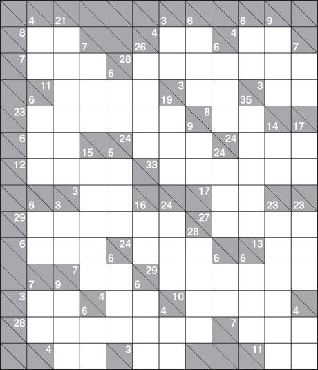 Kakuro - 1309