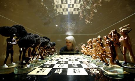 Jake and Dinos Chapman's Chess Set