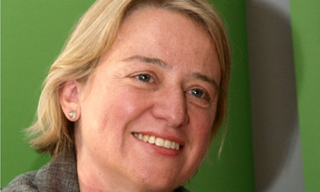 Natalie Bennett, Green party's new leader