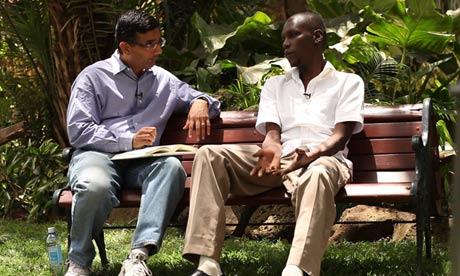 Dinesh D'Souza in Obama's America