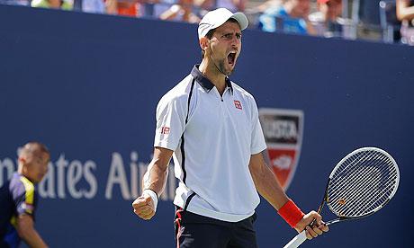 Novak Djokovic-US-Open