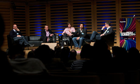 panel changing media summit
