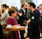 changing media summit networking event