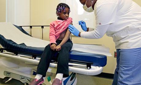 Boston flu outbreak